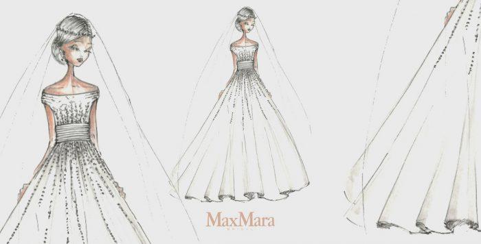 Designers Dream Up Meghan Markle S Wedding Dress The Editors Club